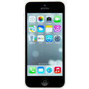 Apple iPhone 5c  16 GB  White  Smartphone