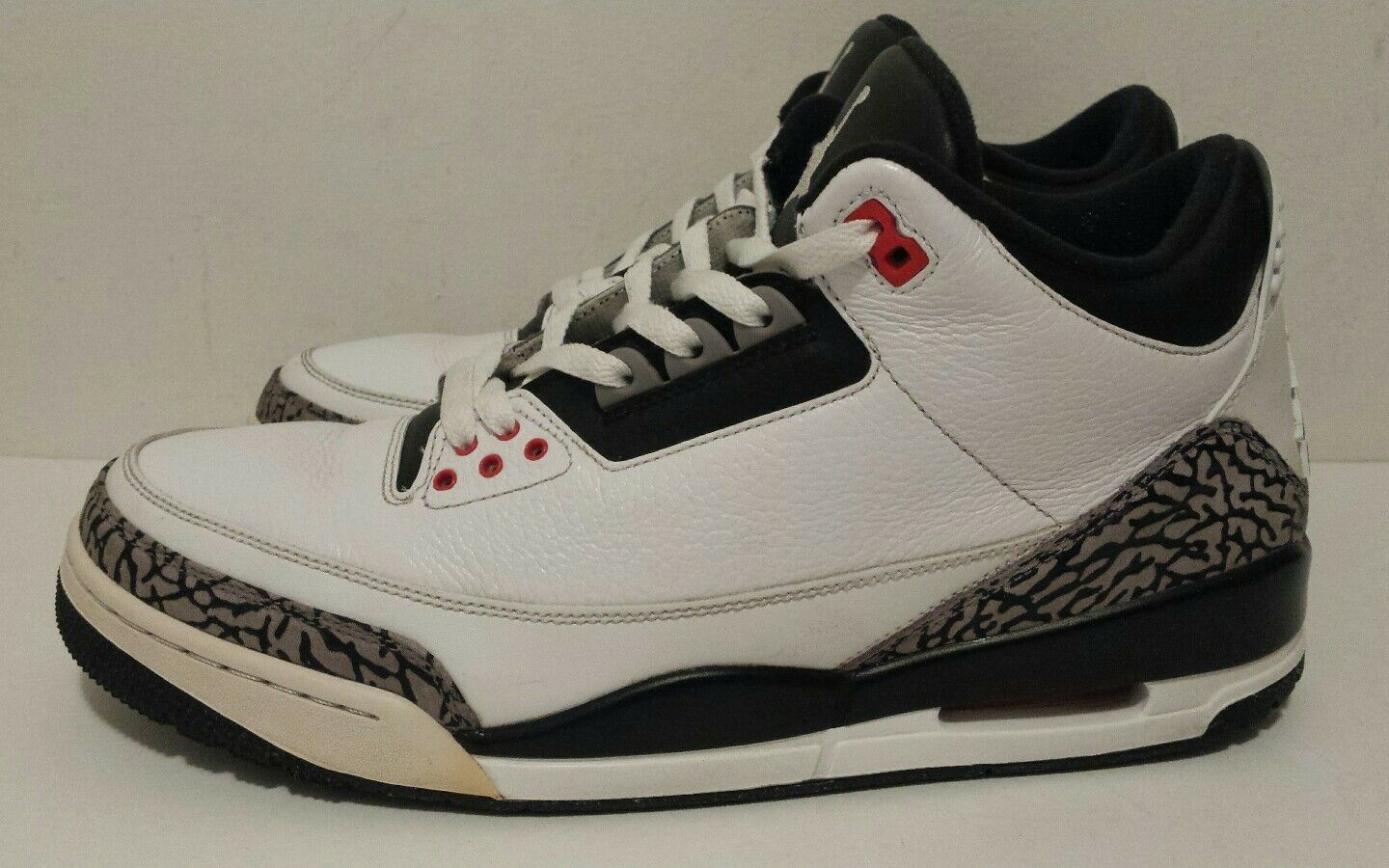 Air Jordan 3 Retro 'Infrared 23' - 136064-123 - Size 12 - 2ACzr