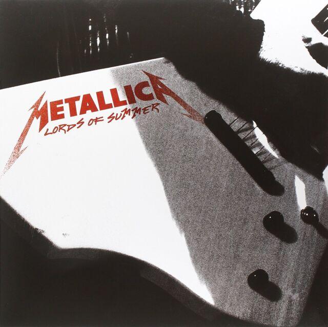 "Lords of Summer [Rsd 2014] [Vinyl 12""] Metallica   - Neu!"
