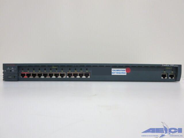 Cisco Catalyst Switch Ports EBay - Switch 12 ports
