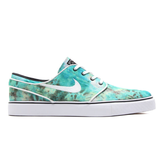 Nike SB Zoom Men's Sz 10 678472-317 Stefan Janoski Tie Dye Shoes