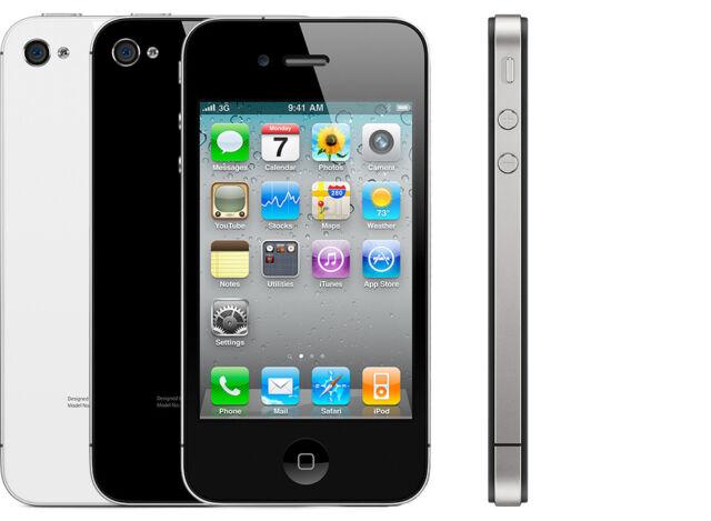 Apple iPhone 3GS 4S 5c 8GB 16GB 32GB FACTORY UNLOCKED Smartphone