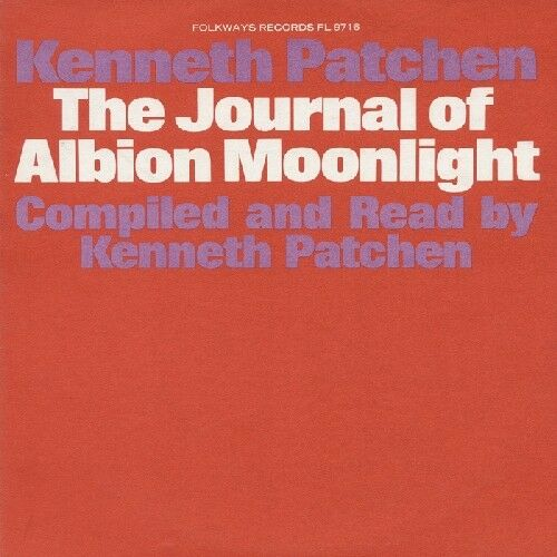 Kenneth Patchen - The Journal of Albion Moonlight [New CD]