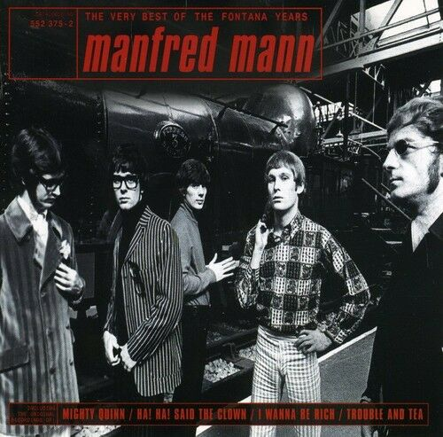 Manfred Mann - Very Best of the Fontana Years [New CD]