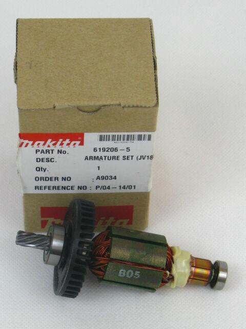 Makita BJV180 Anker (Rotor)18V - Original Ersatzteil 619206-5