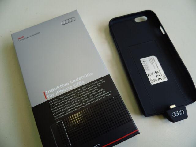 Original Audi Induktive Ladehülle für iPhone 6 / 6S