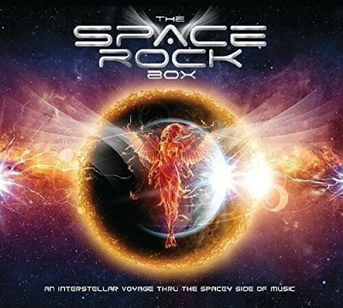 Various Artists - Space Rock Box / Various [New CD] Boxed Set, Argentina - Impor