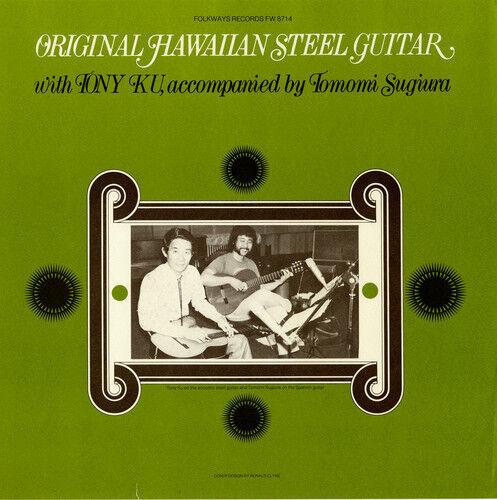 Tony Ku - Original Hawaiian Steel Guitar [New CD]