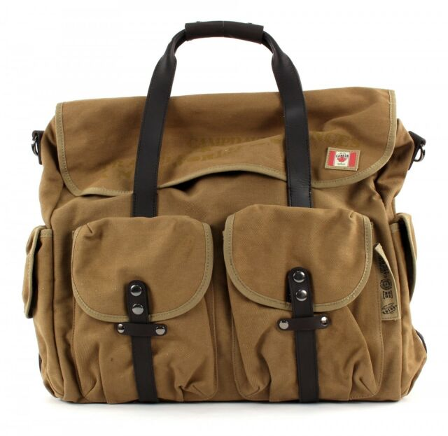 Camp David Travel Bag Rocky Mountain Weekender Sand | eBay