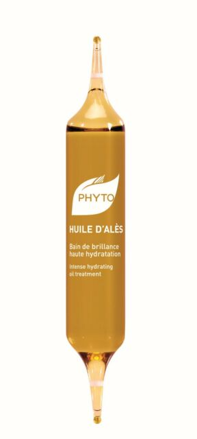 Phyto Huile D'ales Pre-Shampoo Hydrating Oil Treatment