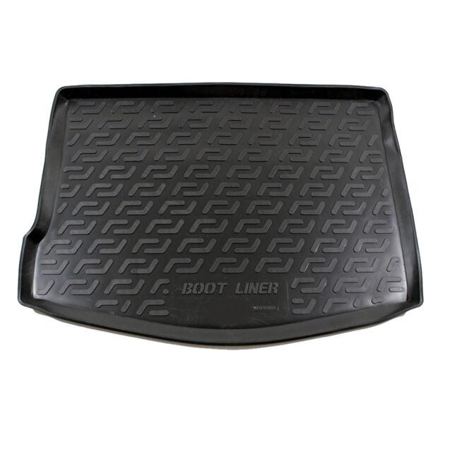 Ford Focus Hatchback 2004 - 2011 waterproof tailored car boot mat liner L3027