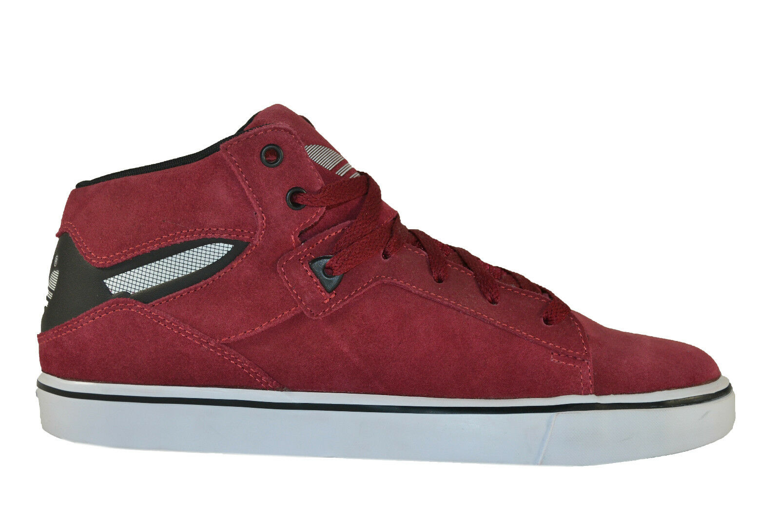 Adidas ATTITUDE VULC WEST Cardinal Red Running White Black (146) Men's Shoes