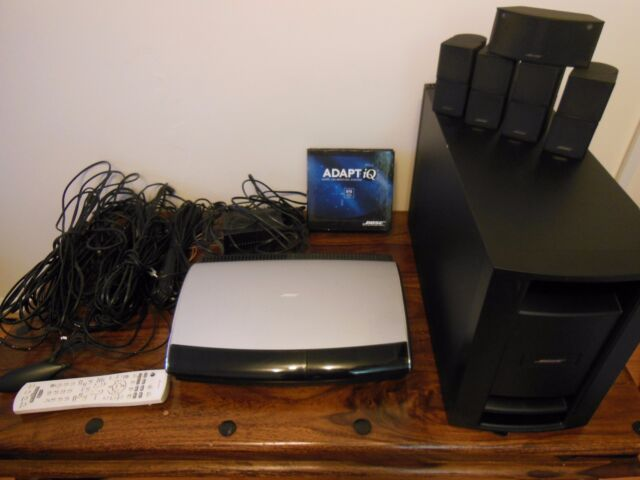 bose lifestyle 48. bose lifestyle 48 series iv 5.1 channel home theater system. fully working