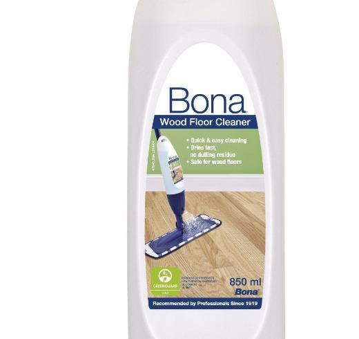 Bona wood floor cleaner refill cartridge 850ml wm760341011 for Bona wood floor cleaner 850ml