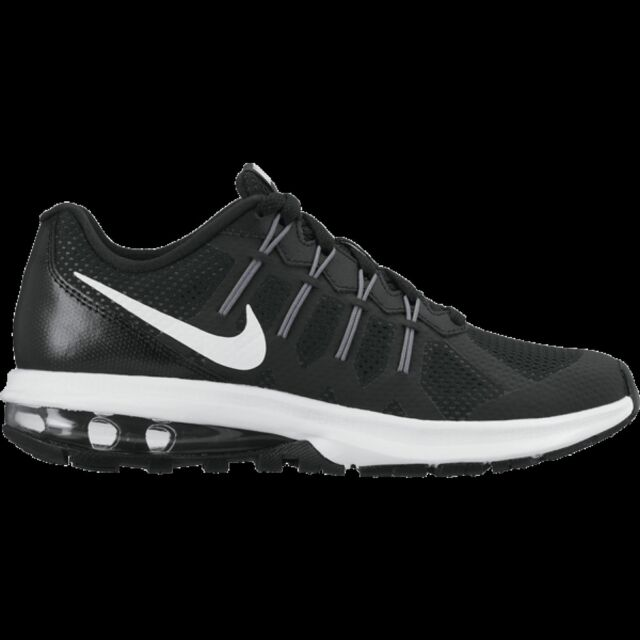 Nike Air Max Dynasty Big Kids(GS) 820268-001 Black/White/