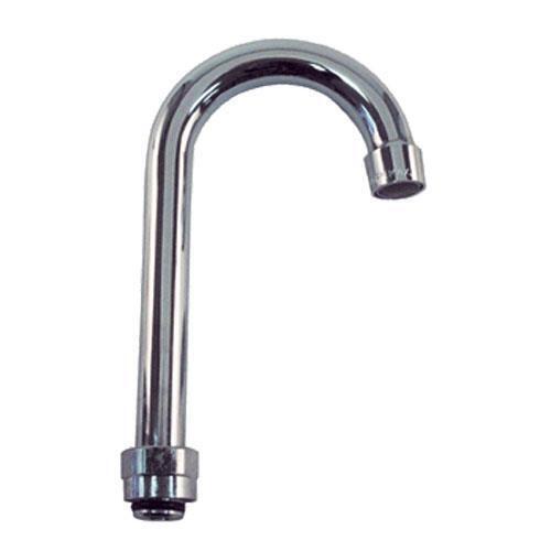 CHG Gooseneck Swivel Spout Faucet Encore Krowne Faucets 18909 A112 ...