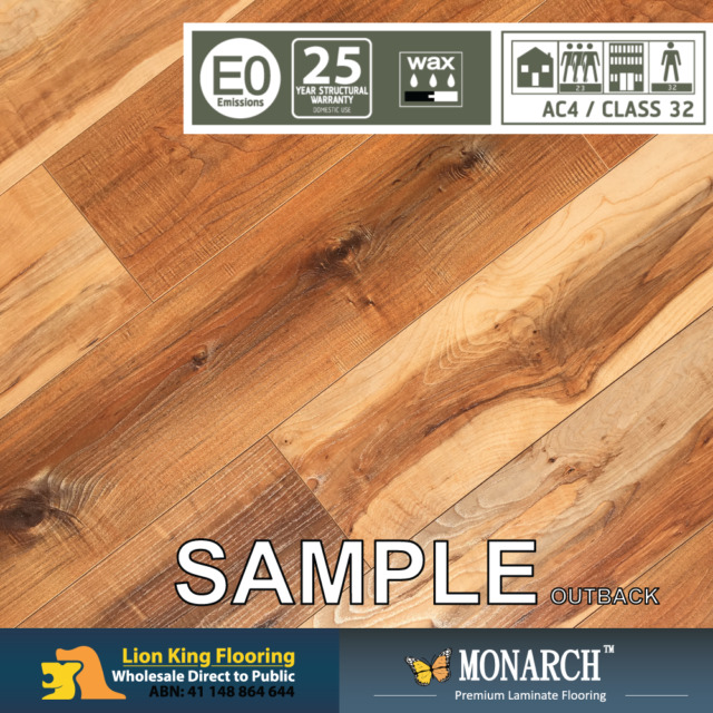 Ac4 Laminate Flooring Floating Floor E0 Rating Outback Sample