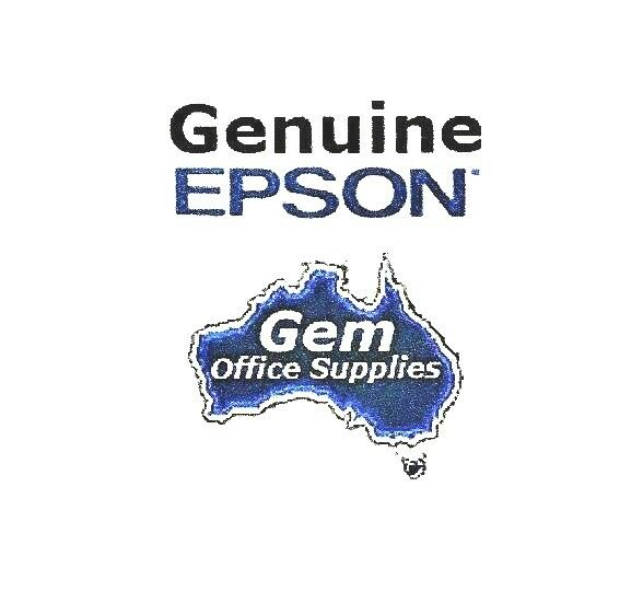 A3 GENUINE EPSON 255GSM GLOSSY PHOTO PAPER 20 SHEETS S041288 (See also S041285)