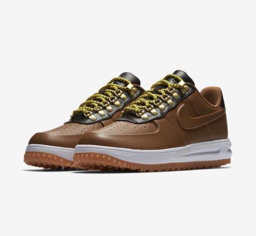 Mens Nike LF1 Duckboot Low  AA1125-200 Ale Brown Brand New Size 10