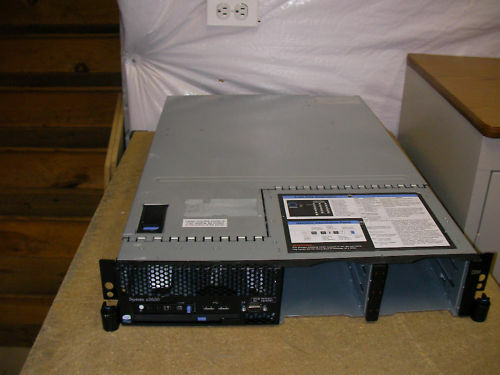 Ibm 3650 and 3660 store systems