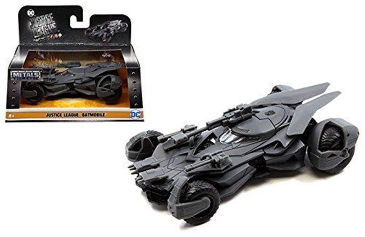 Batman Justice League 2017 Batmobile Diecast Car 1 32 Jada Toys 5