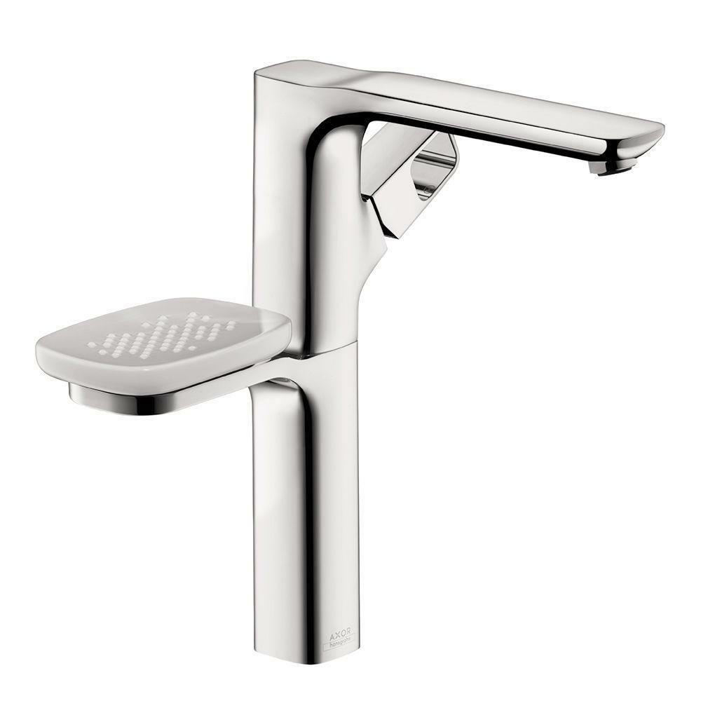 Hansgrohe 11023001 Chrome AXOR Urquiola Single Hole Tall Bathroom ...