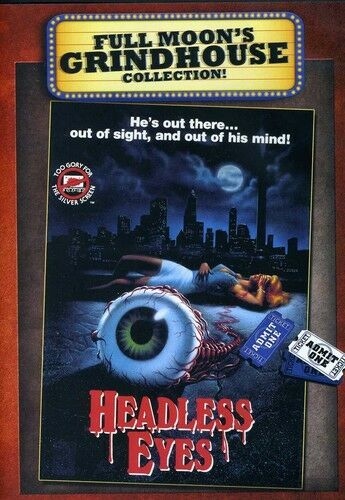 Headless Eyes (2013, DVD NEW)