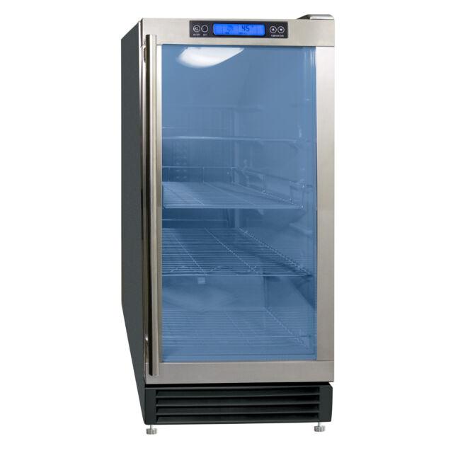 145 built in undercounter nsf beverage center refrigerator 3cf maxx ice 145 built in undercounter glass door beverage center 3 cu ft planetlyrics Image collections
