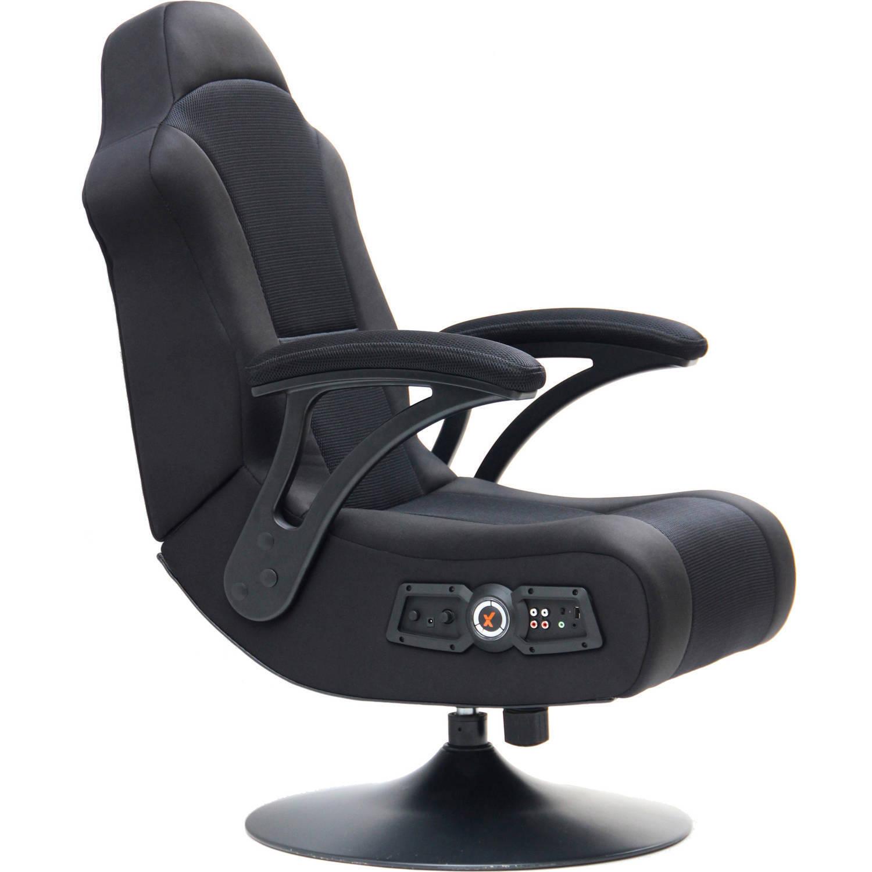 X Rocker Pro Series Pedestal Wireless 2 1 Video Gaming Game