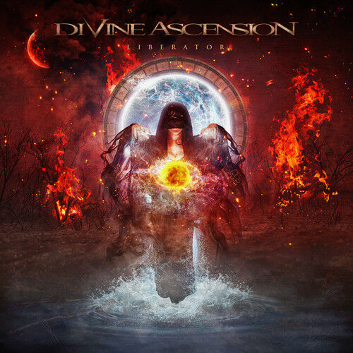Divine Ascension - Liberator-Tour Edition [New CD] Bonus Tracks