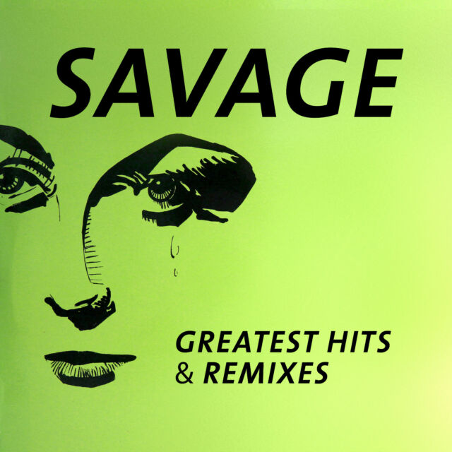 LP Vinyl Savage Greatest Hits And Remixes