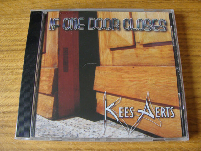 CD Album: Kees Aerts : If One Door Closes : Sealed
