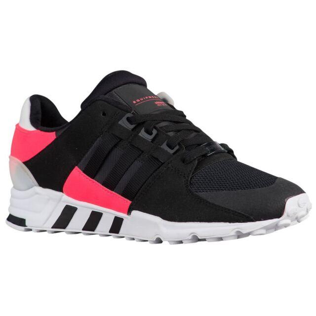 Men's Adidas EQT Support RF Running Shoes Black / Turbo Sz 9.5 BB1319