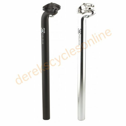 System Ex Alloy Seatpost Mtb Bicycle Bike Cycle Seat Post 26 8mm X