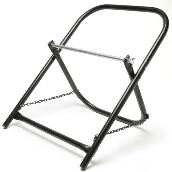 Portable Steel Folding Cable Caddy Reel Spool Holder Tube Wire ...