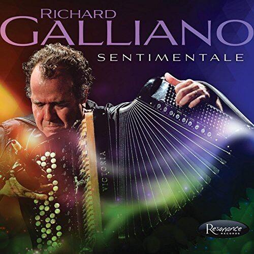 Richard Galliano - Sentimentale [New CD] Digipack Packaging