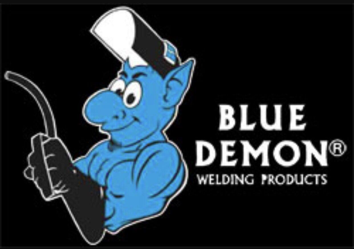 E71t - 11 X .030 X 33 LB Spool MIG Blue Demon Flux Core Welding Wire ...