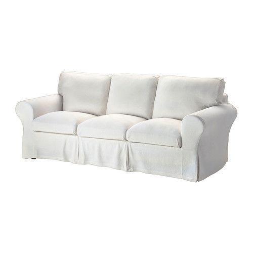 Ikea Rp 3 Seat Sofa Slipcover Cover Stenasa White 402 727 58 New Sealed Bnib