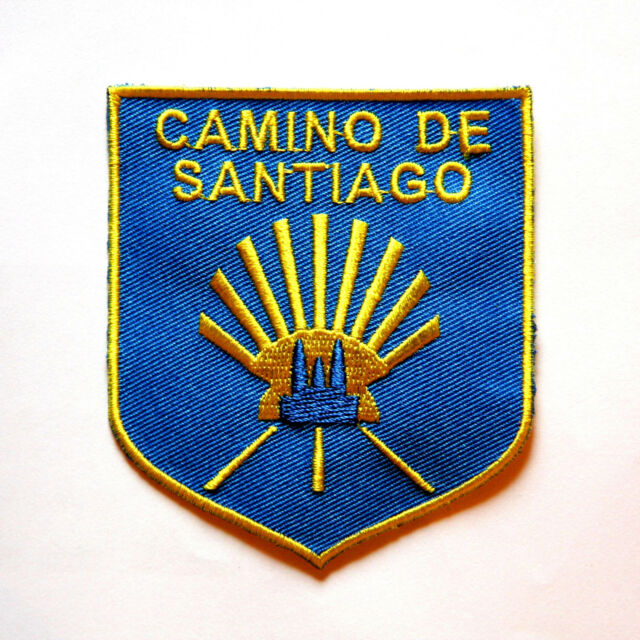 Camino De Santiago Way Of St James Scallop Shell Road Pilgrim Cloth