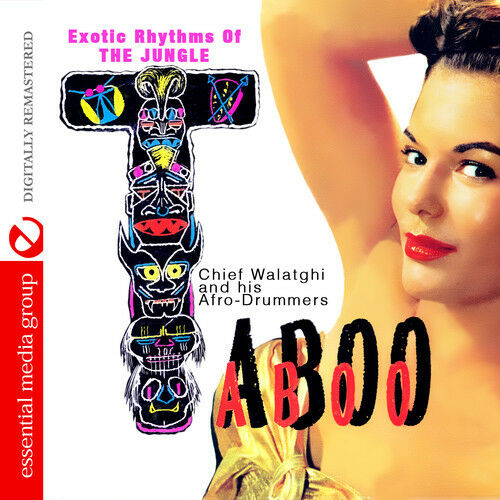Chief Walatghi & Afr - Taboo: Exotic Rhythms of the Jungle [New CD] Man