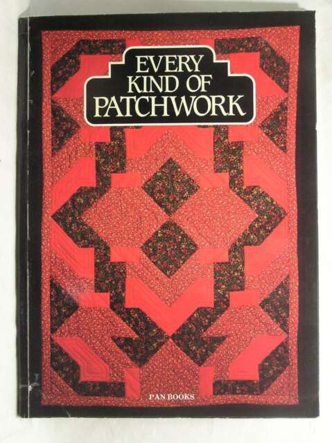 Every Kind of Patchwork, Walker, Michele, Campbell-Harding, Valerie, Very Good B
