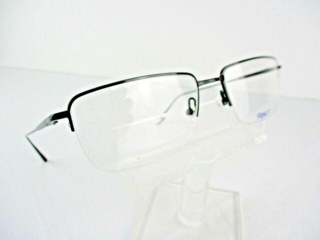Flexon Eyeglasses Jones 412 Navy 57 Mm | eBay