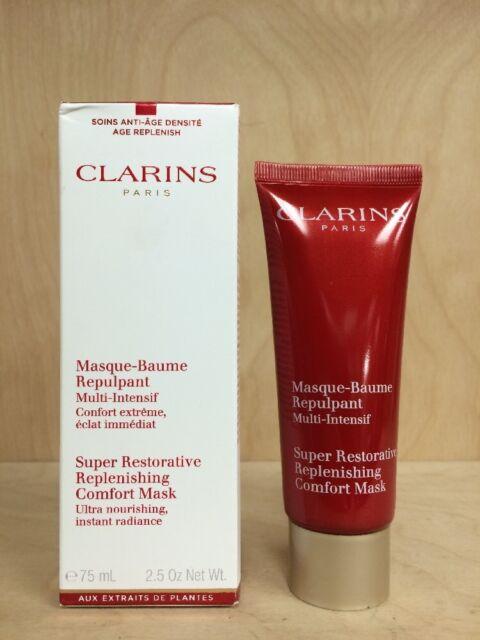 Clarins Super Restorative Replenishing Comfort Mask 2.5oz / 75ml NIB