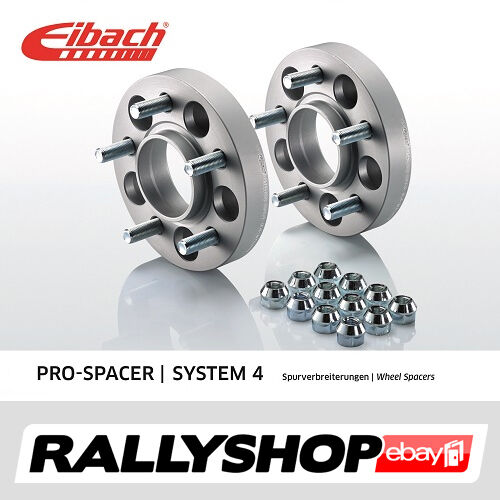 Eibach PRO-SPACERS Wheel Spacers 5x114,3 mm 15/30 mm  Renault Koleos (HY_)