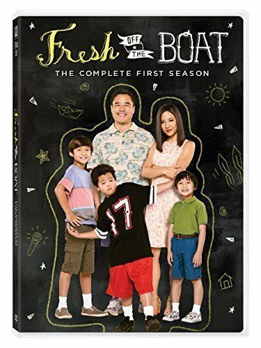 FRESH OFF THE BOAT : SEASON 1  -  DVD - REGION 1 - SEALED