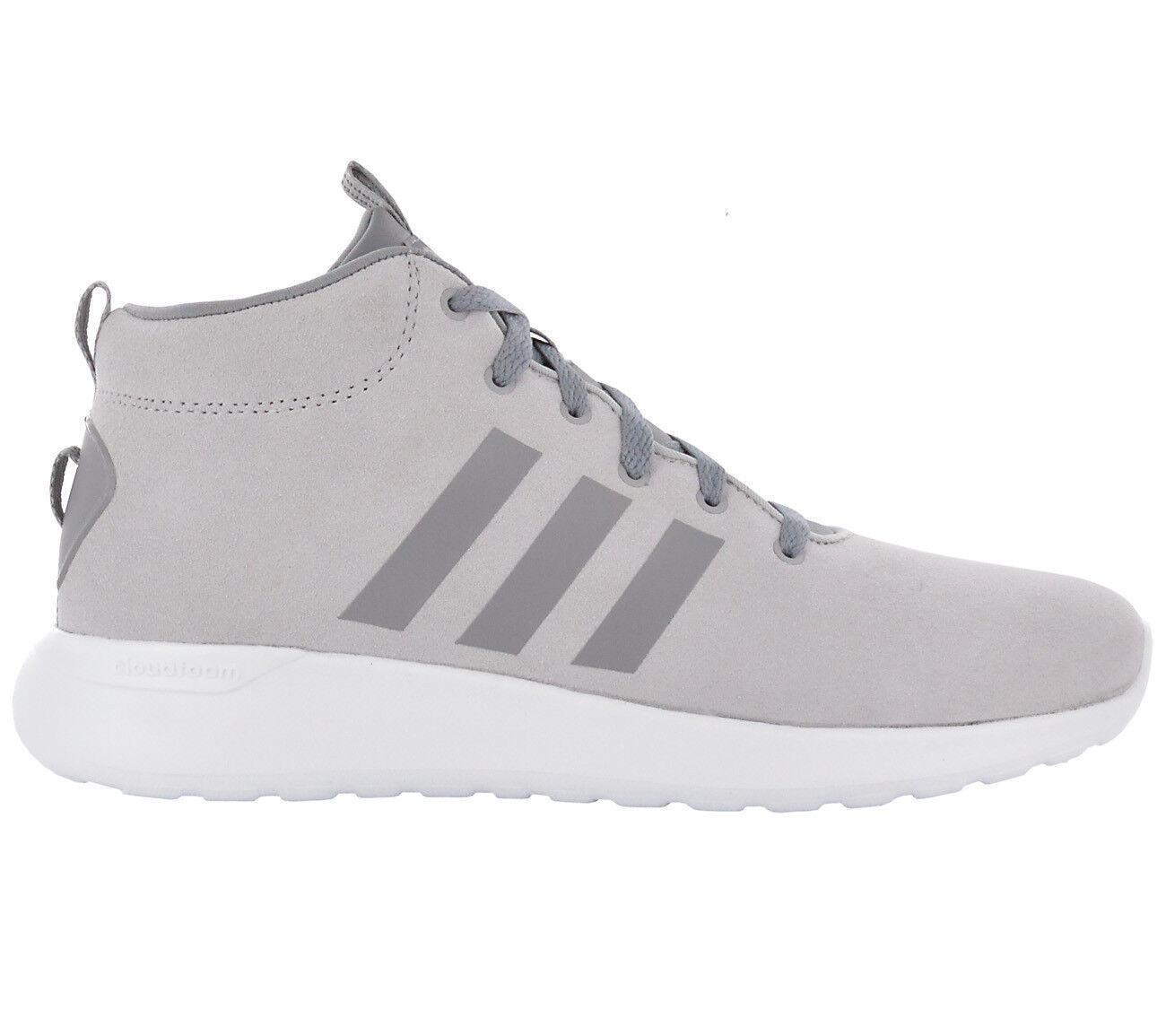 adidas cloudfoam lite racer metà di scarpe di pelle di scarpe da ginnastica maschile