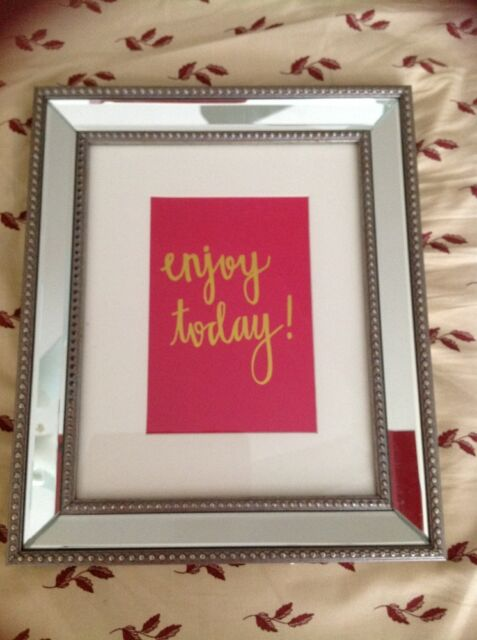 Sheffield Home Picture Frame 8 X 10 ( Great Message ) | eBay