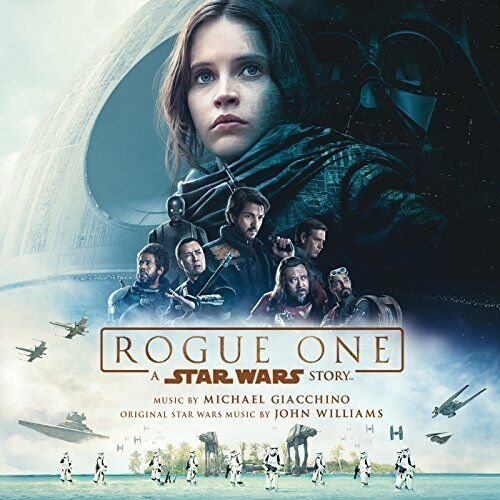 GIACCHINO,MICHAEL-ROGUE ONE: A STAR WARS STORY / O.S.T (US IMPORT)  VINYL LP NEW
