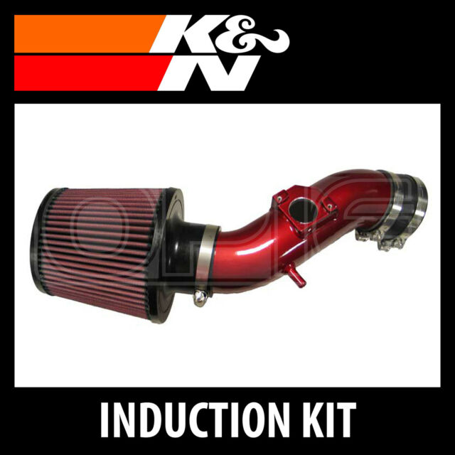 K&N Typhoon Performance Air Induction Kit - 69-8751TR-K and N High Flow Part