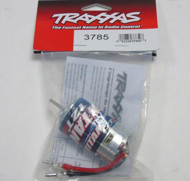 3785 Traxxas R/Pièces De Voiture électrique Titan Moteur 12T 550 Peut Taille RU